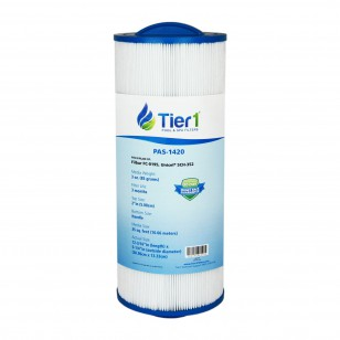 20042, 370-0242 & 370-0243 Comparable Replacement Pool and Spa Filter by Tier1