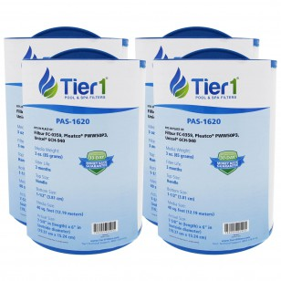 Tier1 brand replacement for 817-0050, 03FIL1400, 25252, 378902 & PWW50 (4-Pack)