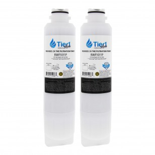 DA29-00020B Samsung Comparable Refrigerator Water Filter Replacement by Tier1 Plus (2-Pack)
