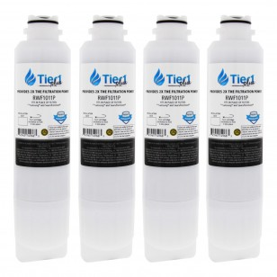 DA29-00020B Samsung Comparable Refrigerator Water Filter Replacement by Tier1 Plus (4-Pack)