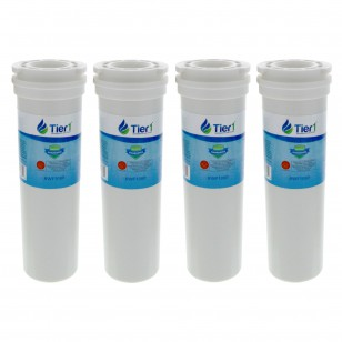 836848 Fisher & Paykel Comparable Refrigerator Water Filter Replacement By Tier1 (4 Pack)