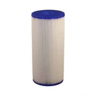 10 inch x 4.5 inch Pleated Sediment Water Filter by Tier1 (20 Micron)