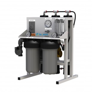 WH-RO-1000 Whole Home Reverse Osmosis System by Tier1 (1,000 GPD)