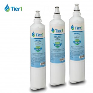 5231JA2006F Replacement Refrigerator Water Filter by Tier1 (3-Pack)