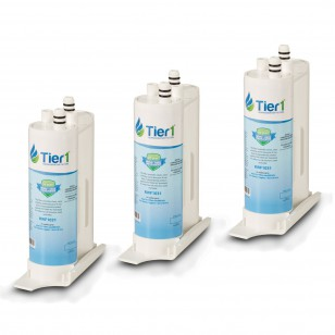 9911 Comparable Refrigerator Water Filter Replacement by Tier1 (3-Pack)