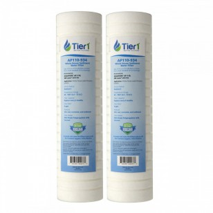 AP110 3M Aqua-Pure Comparable Whole House Sediment Water Filter by Tier1 (2-Pack)