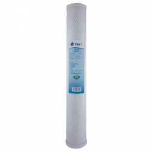 C1-20 Pentek Comparable Whole House Carbon Water Filter by Tier1