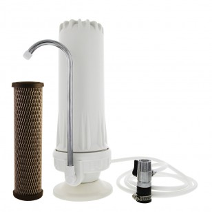 CT-S-1000 Countertop Drinking Water System With C1 Replacement Filter by Tier1