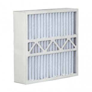 DPFPC20X25X5OBDAM Tier1 Replacement Air Filter - 20X25X5 (2-Pack)