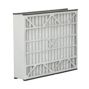 DPFR16X25X5OBDUL Tier1 Replacement Air Filter - 16X25X5 (2-Pack)
