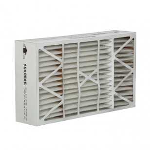 DPFS16X28X6OB Tier1 Replacement Air Filter - 16X28X6 (2-Pack)