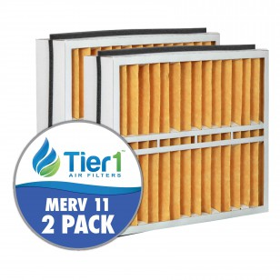 DPFT175X27X5AM11DAD Tier1 Replacement Air Filter - 17.5X27X5 (2-Pack)