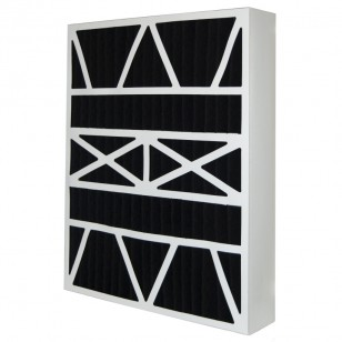 DPFW16X25X5OBDLX Tier1 Replacement Air Filter - 16X25X5 (2-Pack)