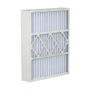 DPFW20X25X5OB Tier1 Replacement Air Filter - 20X25X5 (2-Pack)