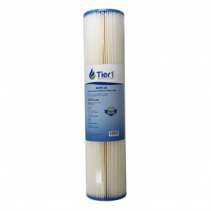 ECP5-20 Pentek Comparable Whole House Sediment Water Filter by Tier1 (50-Pack)