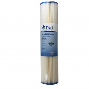 ECP5-20BB Pentek Comparable Whole House Sediment Water Filter by Tier1