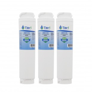 EFF-6025A Comparable Refrigerator Water Filter Replacement by Tier1 (3-Pack)