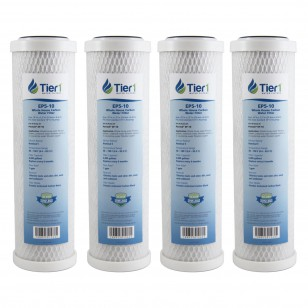 EP-10 Pentek Comparable Whole House Water Filter by Tier1 (4-Pack)
