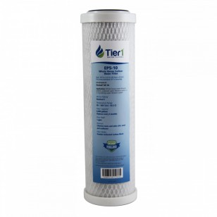 EP-10 Pentek Comparable Carbon Block Water Filter by Tier1