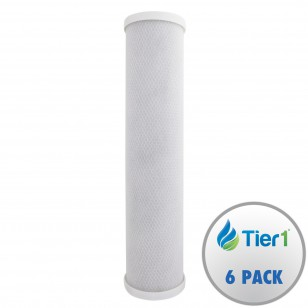 EP5-20BB Tier1 Carbon Block Water Filter (6-Pack)