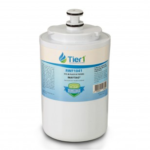 Filter7 Whirlpool Replacement Refrigerator Filter by Tier1