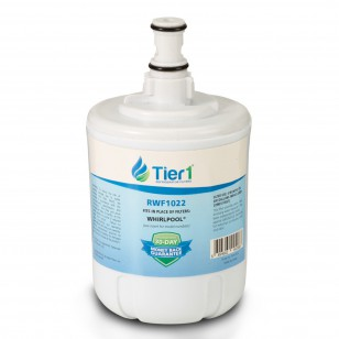 Filter8 Comparable Refrigerator Water Filter Replacement by Tier1
