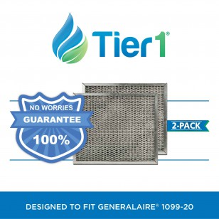 1099-20 GeneralAire Humidifier Replacement Filter by Tier1 (2-Pack)