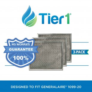 1099-20 GeneralAire Humidifier Replacement Filter by Tier1 (3-Pack)