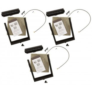 Tier1 Comparable Humidifier Maintenance Kit for Aprilaire 550 (3-Pack)