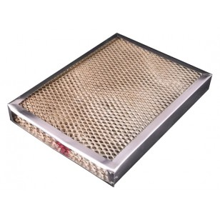 Carrier HUMBBLFP25-A Humidifier Filter (no distribution tray) by Tier1