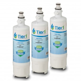 LMX31985ST Comparable Refrigerator Water Filter Replacement by Tier1 (3-Pack)