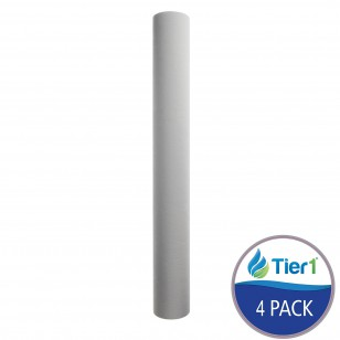Pentek PD-10-20 Comparable Sediment Water Filter by Tier1 (4-Pack)