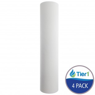 P1-20BB Sediment Water Filter by Tier1 (4-Pack)