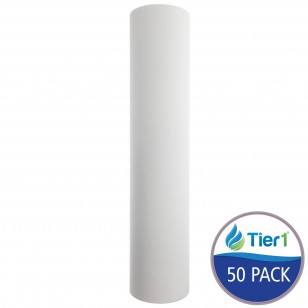 P1-20BB Sediment Water Filter by Tier1 (50-Pack)