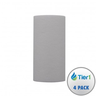 SDC-45-1020 Hydronix Comparable Sediment Water Filter by Tier1 (4-Pack)