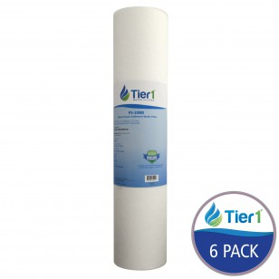 DGD-5005-20 Pentek Whole House Filter Replacement Cartridge by Tier1 (6-Pack)