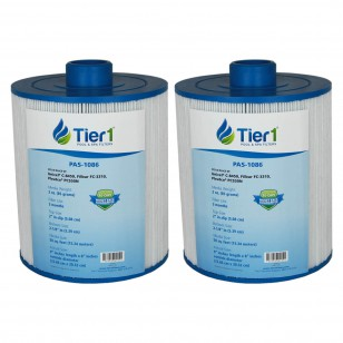 C-8450 & PCS50N Comparable Pool and Spa Filter by Tier1 (2-Pack)
