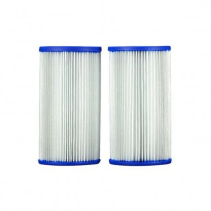 Pleatco PC7-PAIR Replacement Pool and Spa Filter (2-Pack)