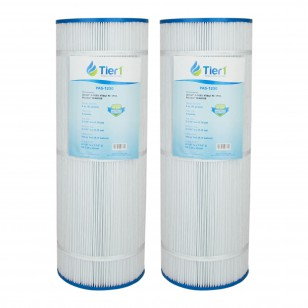 Tier1 brand replacement for 17-2812, 17-4985 & 32050204 (2-Pack)
