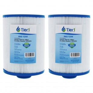 Tier1 brand replacement for FF-150 (2-Pack) (With Label)