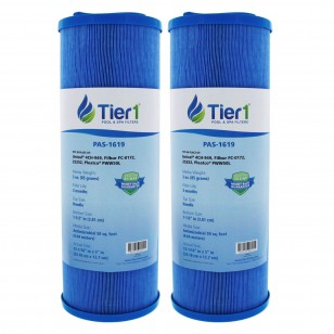 Tier1 brand replacement for 817-4050 (Antimicrobial) (2-Pack) (With Labels)