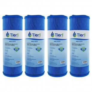 Tier1 brand replacement for 817-4050 (Antimicrobial) (4-Pack) (With Labels)