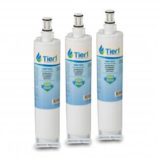 QTSS Comparable Refrigerator Water Filter Replacement by Tier1 (3-Pack)