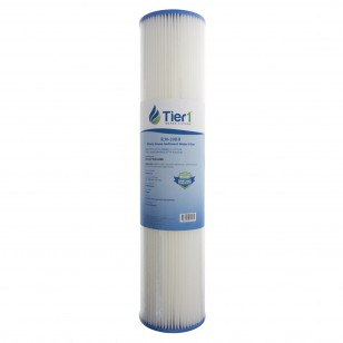 R30-20BB Pentek Comparable Whole House Sediment Water Filter by Tier1