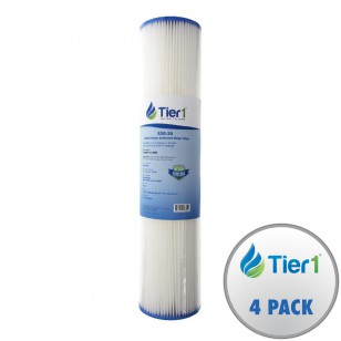 S1-20BB Pentek Comparable Whole House Water Filter by Tier1 (4-Pack)
