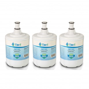 SGF-W41 Whirlpool Replacement Refrigerator Water Filter by Tier1 (3 Pack)