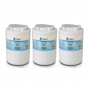 WF40 Amana Clean 'n Clear Replacement Refrigerator Water Filter by Tier1 (3-Pack)