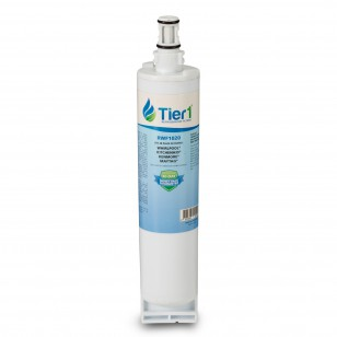 WFLC400 Comparable Refrigerator Water Filter Replacement by Tier1
