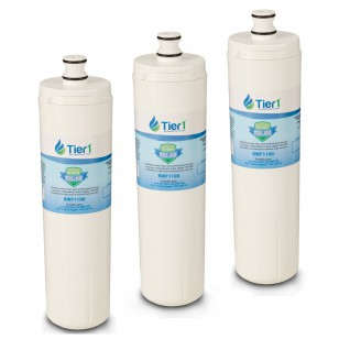 WHKF-IMPLUS Comparable Refrigerator Water Filter Replacement by Tier1 (3-Pack)