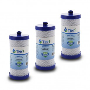 WSF1 Comparable Refrigerator Water Filter Replacement by Tier1 (3-Pack)